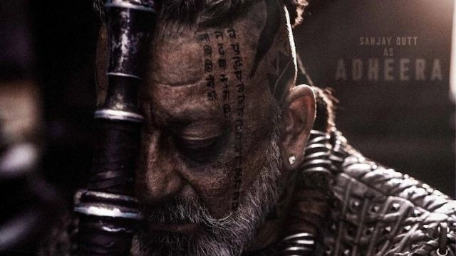 Makers of 'K.G.F' to release a special 'Adheera' teaser on Sanjay Dutt's birthday